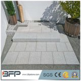 Piedra de pavimentación al aire libre barata al por mayor de la calzada del granito