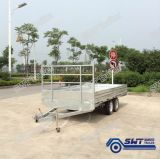 De zware Aanhangwagen van de Assen Assen van de Achter elkaar van het Vervoer Dubbele met de Ervaring van Verscheidene Jaren