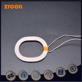 Concevoir la bobine sans fil plate d'inducteur d'émetteur