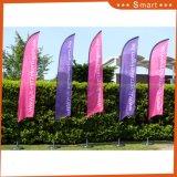 Drapeau de plumes personnalisé / Wholesale Beach Flag/ Drapeaux et Bannières