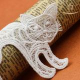 Garniture mignonne de lacet de lacet de collier d'accessoires de vêtement de forme du chat L60009