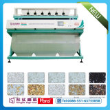 Hons Intelligent Image Double Side Resort CCD Camera Rice Grain Color Sorter / Beans Machine à trier des riz