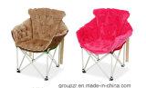 Mond-Stuhl, Kugel-Stuhl, zwei Knid falten von Verbrauch, während aller Jahreszeit