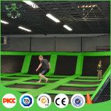ASTM e TUV aprovaram o parque de trampolim para adultos e o curso Ninja Warrior