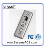 Acier inoxydable Non Nc Commande de porte Bleu rétro-éclairage (SB4KR)