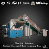 Groef Ironer van de Wasserij van het Gebruik van het ziekenhuis (de 3000mm) volledig Automatische Industriële (Stoom)