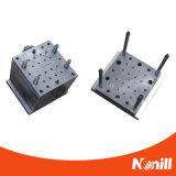Diseño de moldes de válvulas de plástico de 3 vías