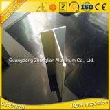 Aluminiumt Kapitel-Strangpresßling-Aluminiumprofil U der Foshan-Fabrik-Fertigung-