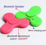 Filatore della mano costruito in barretta di irrequietezza degli altoparlanti LED di Bluetooth