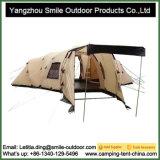 5 barraca de acampamento impermeável luxuosa da família do quarto 12-Person grande