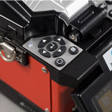 Splicer сплавливания стекловолокна представления высокой точности X-97 превосходный
