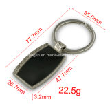 Metal Keychain da liga do zinco da alta qualidade