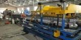 PE PP doble pared del tubo de PVC corrugado Línea de producción