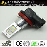 12V 12W de luz LED de alquiler de auto faros antiniebla con H7/H8/H9/H10/H11/H16 La Toma de luz Cree Xbd Core