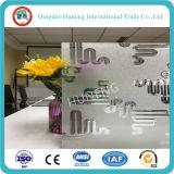 het Nieuwe Decoratieve Glas van 4mm8mm met de Prijs van de Fabriek