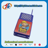 Het hete OEM van de Verkoop Plastiek Aangepaste Stuk speelgoed van de Telefoon