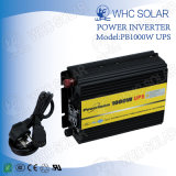 Инвертор солнечной силы UPS Powerboom 1000W с заряжателем