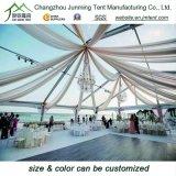 كبير كلاسيكيّة يزيّن ألومنيوم [ودّينغ&برتي] خيمة مع [بفك] سقف تغذية