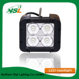 10W Crees Light Bar LED Light Bar LED Offroad 4PCS * 10W Crees LED Chips Double Row 40W Spot Flood Combo Beam
