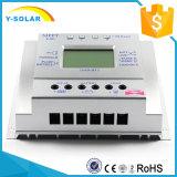 charge de 80AMP 12V/24V/contrôleur solaires de Dischatge avec le contrôle L80 de Light+Timer