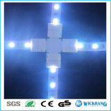 Connecteur de raccordement sans soudure sans soudure 4pin RGB pour 5050 LED Strip Light