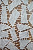 do poliéster novo do projeto da forma tela material do laço