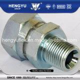 1404 Npsm adaptadores giratorios del tubo de acero inoxidable Conexiones hidráulicas para el Sistema de Agua Potable portátiles