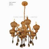 Phine europäische Hauptdekoration-Beleuchtung mit Zink-Legierungs-Vorrichtungs-hängender Lampe
