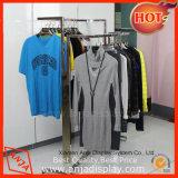 Розничный магазин металлической направляющей дисплея одежды Одежда для установки в стойку