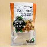 중국 공급자와 크기는 위로 서 있다 견과 마른 과일을%s 지퍼 주머니를 주문을 받아서 만들었다