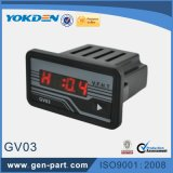 Digital-Stunden-Messinstrument des Motor-Gv03 mit Cer