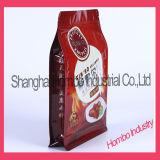 Sacchetti di plastica personalizzati di imballaggio per alimenti per la giuggiola rossa