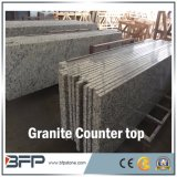 La Chine gris prix d'usine Countetop, comptoir de granit pour salle de bains
