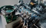 Fabricante automático da máquina Xzg-3300EL-01-04 China da inserção do diodo emissor de luz do volume