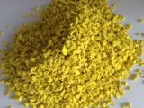 Резины EPDM гранул / поддон для крошек / Chip 25% чистого геля / Зеленый / красный / синий / фиолетовый / Белый / Оранжевый / Серый / Черный и т.д.