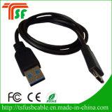 USB Tipo C 3.0 a Cabo de extensão fêmea USB