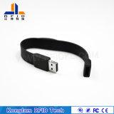 Wristband universal do vário silicone da microplaqueta RFID para a segurança