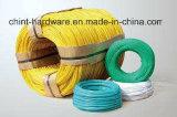 Bwg8-Bwg22塗られるPVCが付いている結合によって電流を通される鉄ワイヤー
