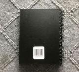 Caderno do memorando do Hardcover da alta qualidade para a fonte de escritório