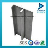 Perfil de alumínio da borda do gabinete de cozinha do fabricante do perfil de 6063 ligas