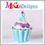 Cupcake Cup Cake Ceramic Crafts Piggy Money Bank