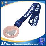 Medaillon van de Medaille van de Herinnering van sporten het Promotie