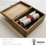 Van Hongdao de Houten het Schilderen en van de Kalligrafie Doos van de Opslag, Vertoning Box_D