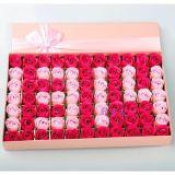 Festival Presente Preço barato Papel Banho Flor Rose Soap