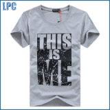Le T-shirt publicitaire promotionnel bon marché d'usine