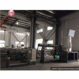 Hohe Leistungsfähigkeit verwendete Plastik-PET Film-Pelletisierung-Zeile/Körnchen, die Maschine herstellen