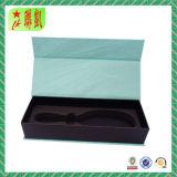 Caja de regalo de papel rígido con tapa magnética