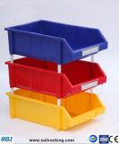 De Stapelbare Plastic Bakken van uitstekende kwaliteit van de Opslag van Delen