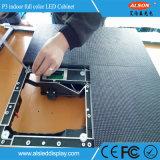 P3mm Innenmiete LED-Bildschirmanzeige mit FCC