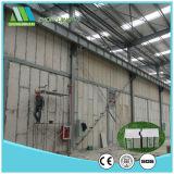 Junta prefabricada de cemento ligero de fibra de pared